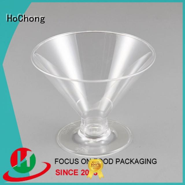 HoChong online plastic champagne cups fit your needs for wedding