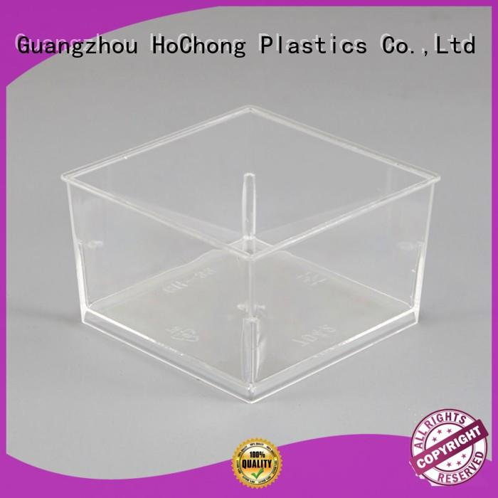 HoChong online plastic dessert cups uk with octagonal style for carnival, birthday