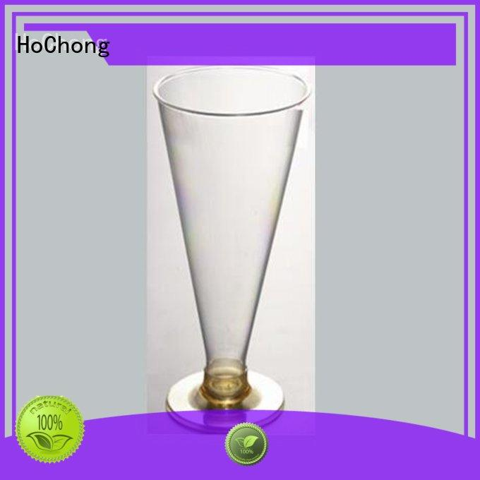 HoChong coffee clear party cups with high quality for restaurant & kitchen supplies