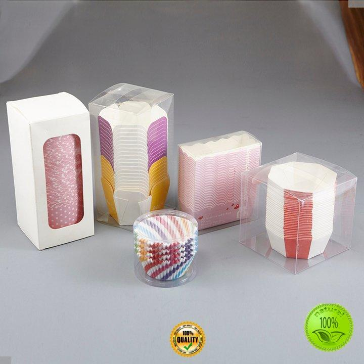 Quality bakery case HoChong Brand packing plastic cups