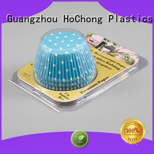 HoChong pvc paper snack cups fit your needs for wedding