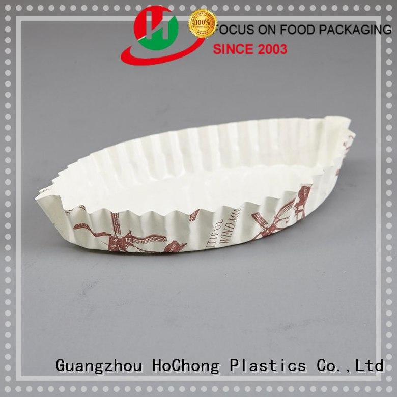 safety gold cupcake wrappers with high quality for birthday HoChong