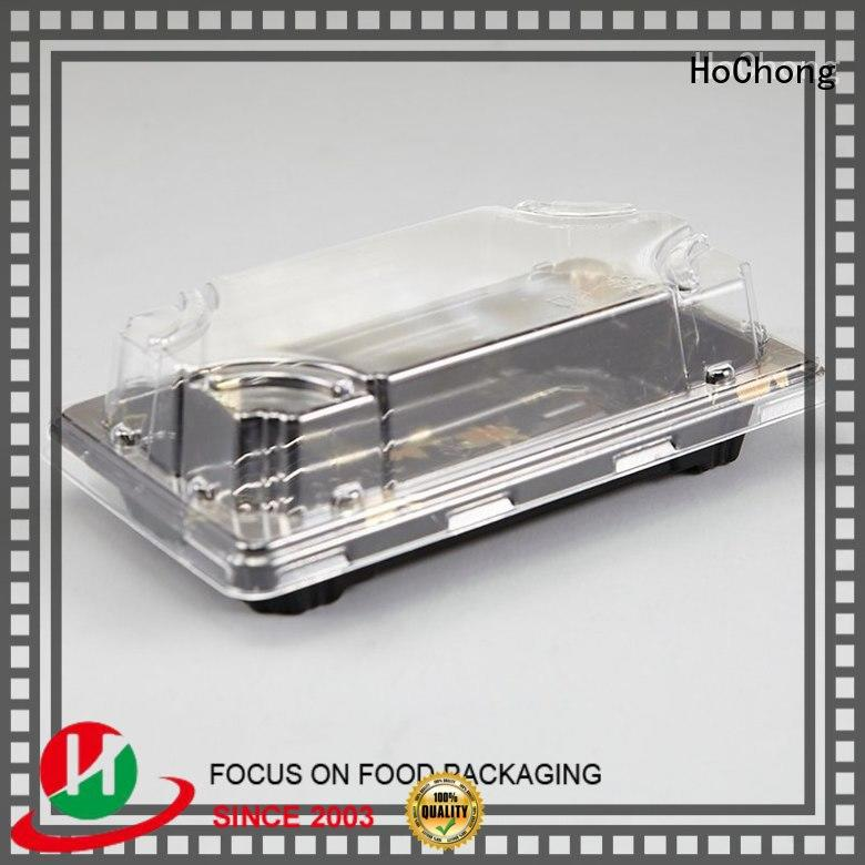 HoChong cake plastic food boxes resistant to wear for food