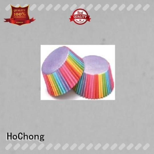 HoChong shower cookie paper cups fit your needs for cupcakes, desserts