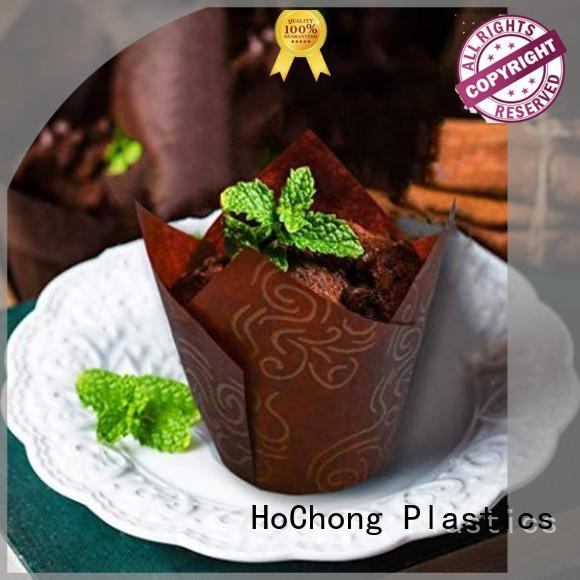 HoChong boxes cupcake wrapping paper with elegant cupcake liners for cakes