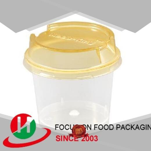 cocktail disposable clear HoChong plastic cups