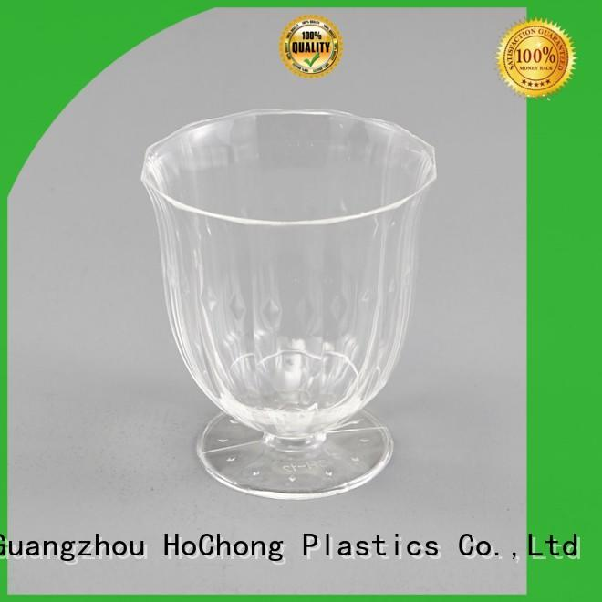 HoChong flower party cups with high quality for carnival, birthday