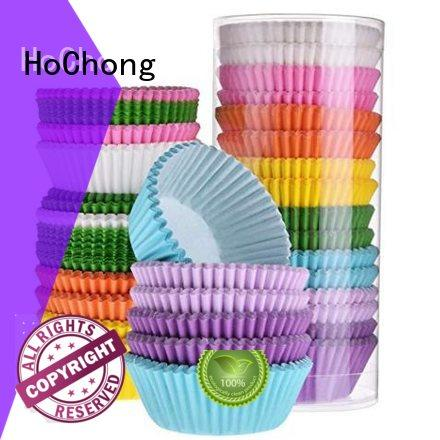 HoChong dressing paper snack cups with elegant cupcake liners for cupcakes, desserts