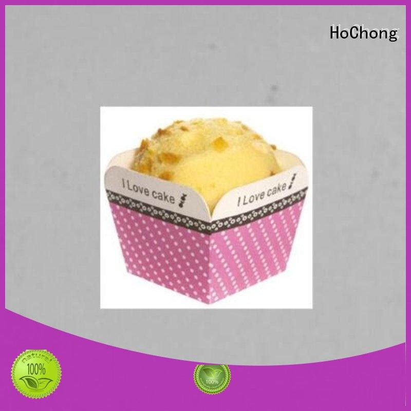 HoChong multi-color cupcake wrappers with elegant cupcake liners for baby shower