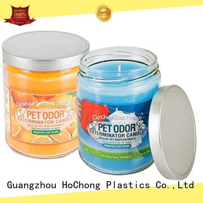 HoChong air-tight clear plastic food containers free for powders