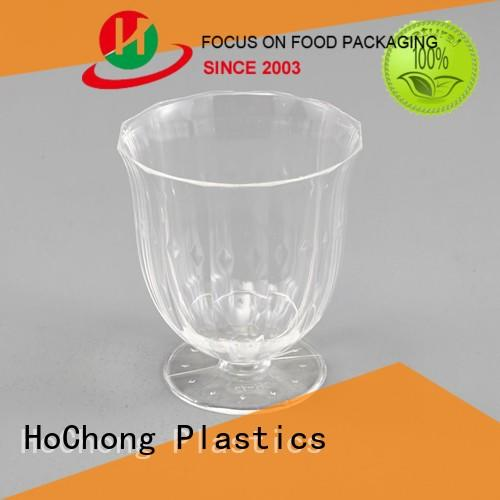 HoChong wonderful hard plastic party cups with high quality for carnival, birthday
