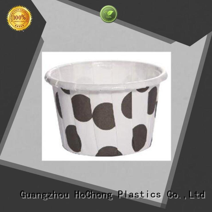 HoChong mini paper ice cream tubs with high quality for wedding