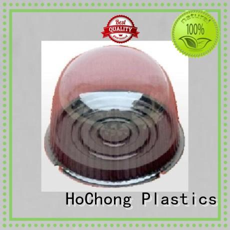 HoChong lightweight plastic box packaging resistant to wear for food