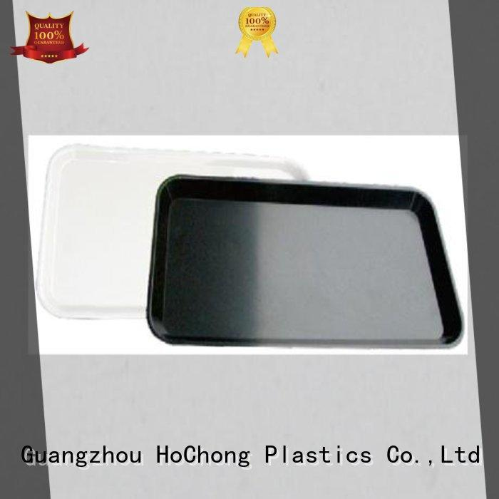 HoChong hot selling meat and cheese tray with various shapes for parties