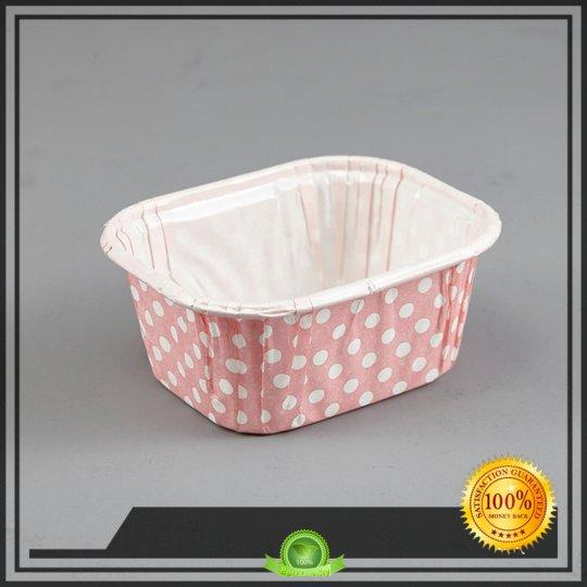 OEM paper ice cream tubs baking liners paper treat cups