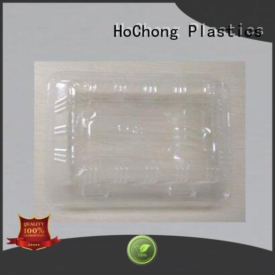 HoChong disposable plastic takeout containers with high quality for taking out