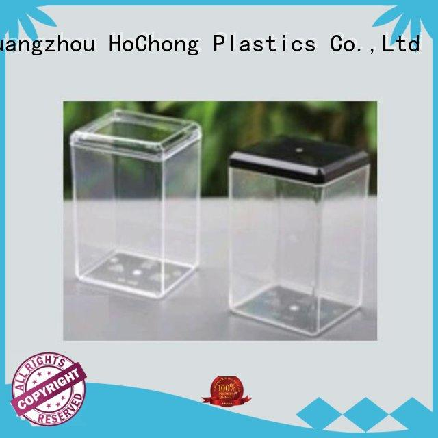 HoChong trifle plastic canning jars fit your needs for candy