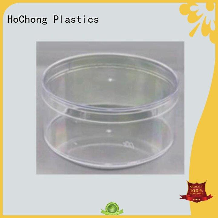 HoChong lightweight plastic food storage containers with lids large for crafts