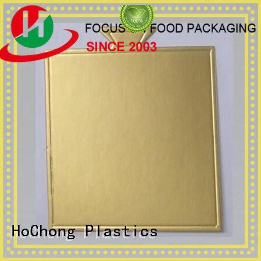HoChong impact dinner trays with various shapes for home