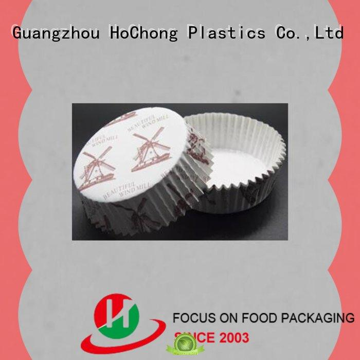 HoChong pan cupcake wrappers with elegant cupcake liners for birthday