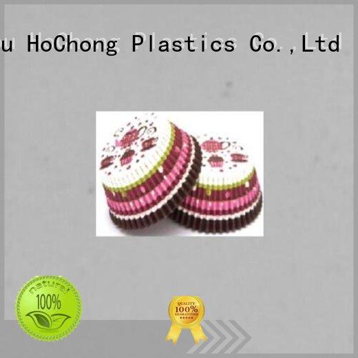 HoChong disposable mini paper cups with elegant cupcake liners for cakes