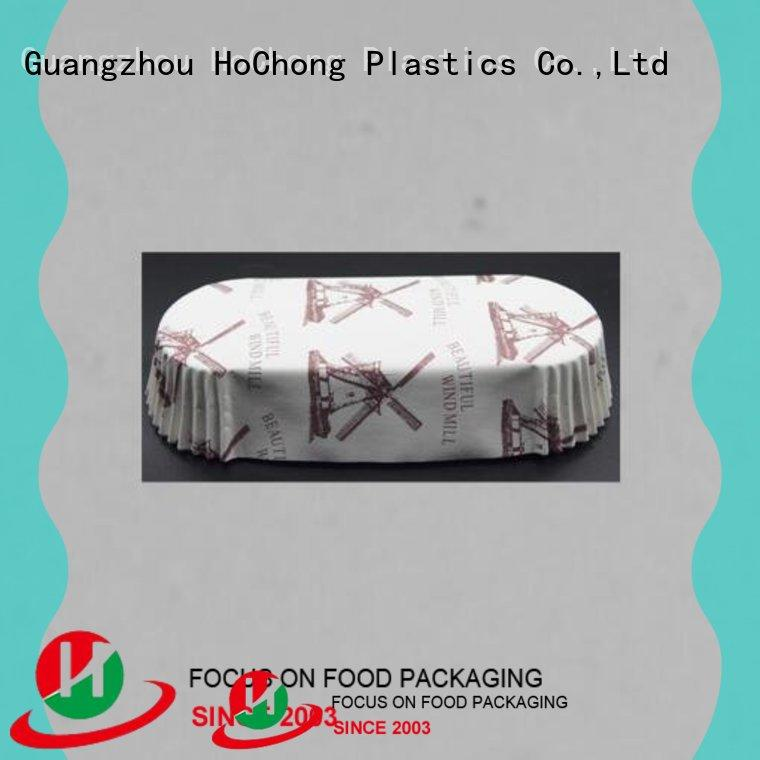 HoChong or cupcakes in plastic cups fit your needs for themed celebrations