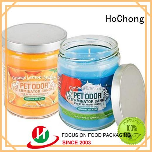 HoChong BPA free plastic food storage with high quality for spices