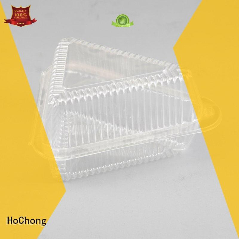 plastic box packaging snack for taking out HoChong