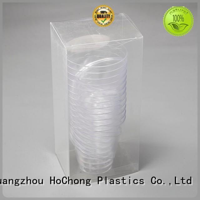 PVC Box Packing