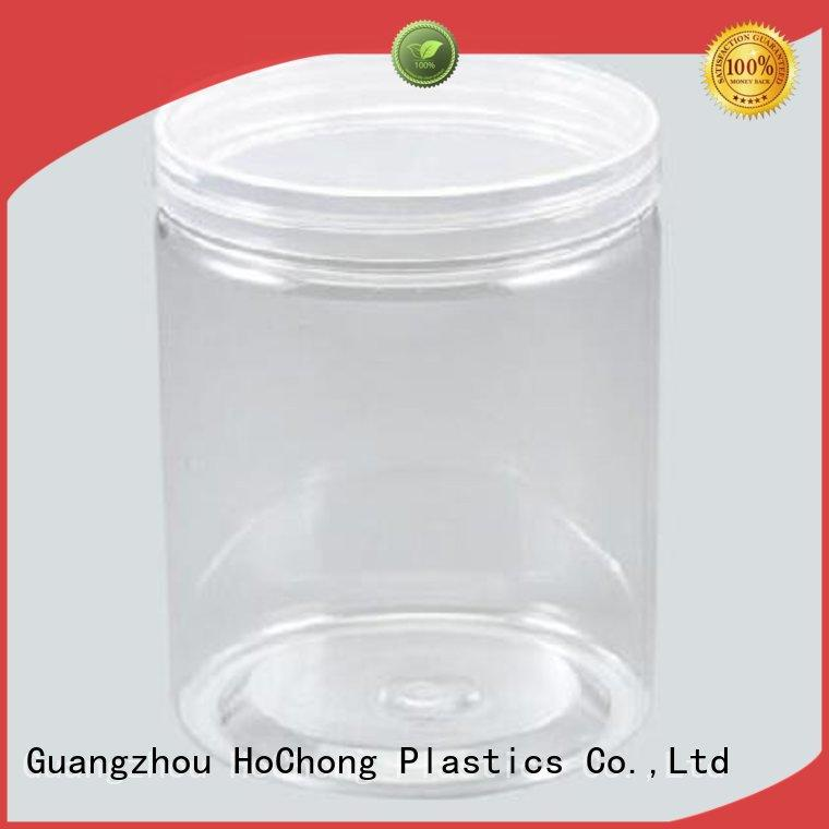 HoChong air-tight buy plastic jars with high quality for cookies