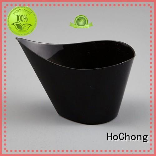 disposable mousse cups plastic for family gathering