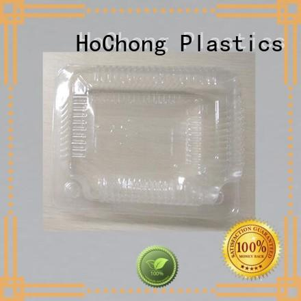 HoChong professional sushi take out containers resistant to wear for food