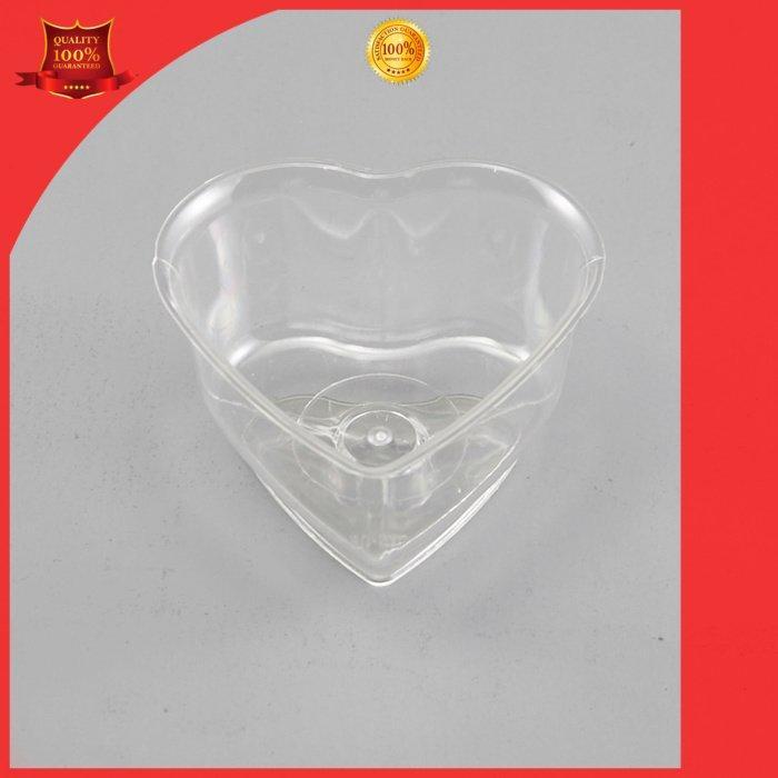 HoChong Brand apple yogurt plastic cups for wedding baking dishes