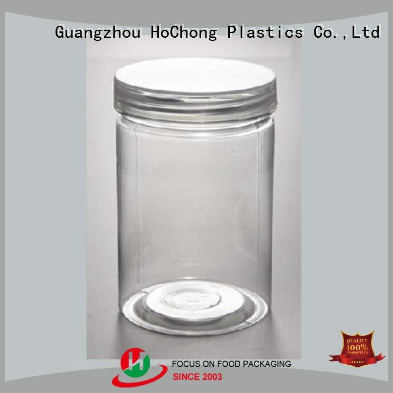 HoChong disposable plastic food storage containers with clear lid for small Parts