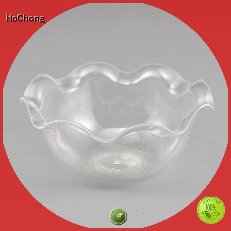 HoChong beauty plastic party cups with lids fit your needs for outdoor party