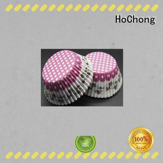 HoChong cupcake mini paper baking cups with elegant cupcake liners for cakes