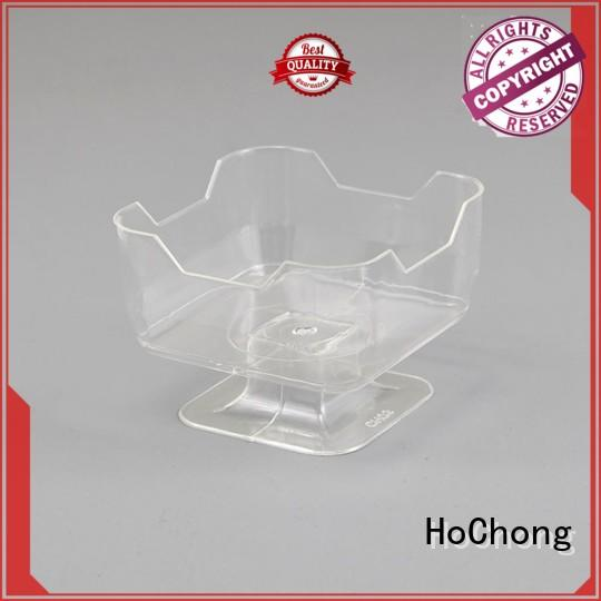HoChong available plastic champagne cups with different shapes for restaurant & kitchen supplies