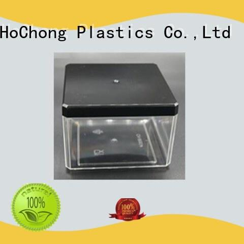 HoChong impact Resistant wide mouth plastic containers trifle for cookies