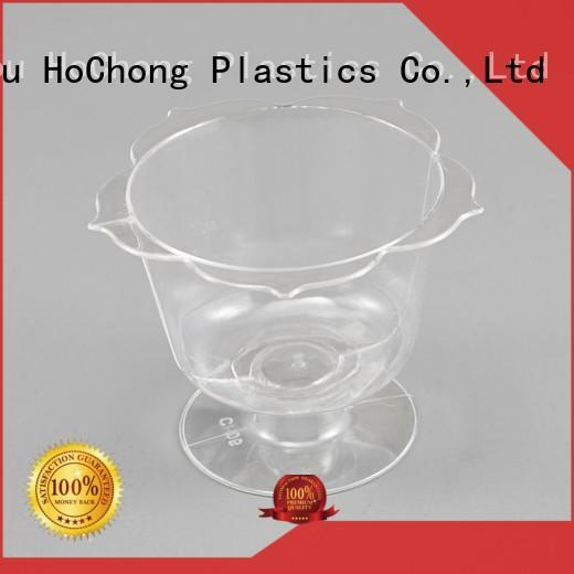 HoChong wonderful plastic party glasses advertisement for family gathering