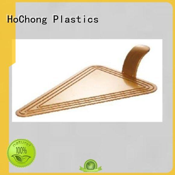 HoChong rectangular serving platters and trays fit your needs for handle