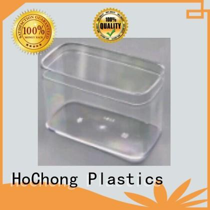 HoChong air-tight pet plastic jars fit your needs for crafts