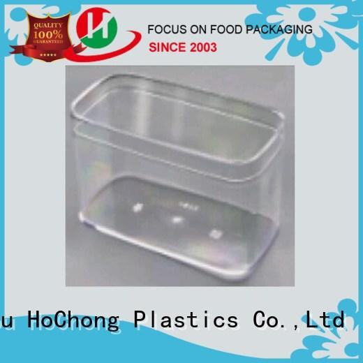 HoChong caps plastic food jars fit your needs for cookies