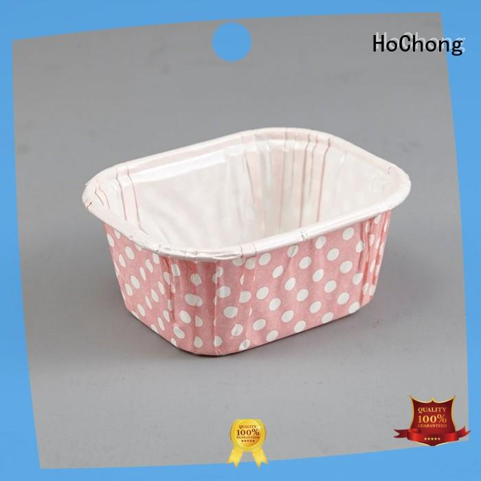 HoChong disposable disposable ice cream bowls with high quality for holiday party