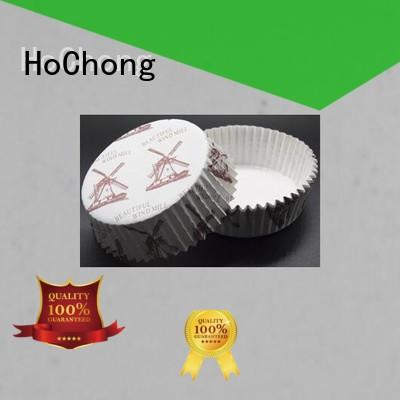 HoChong crown plastic cupcake holders with high quality for birthday