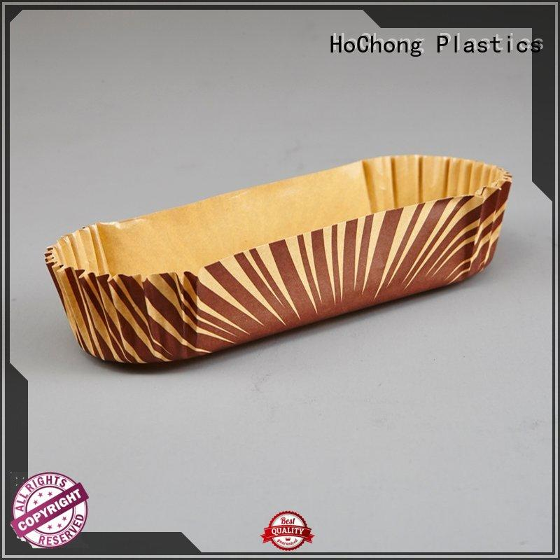 HoChong eco plastic cupcake holders fit your needs for wedding