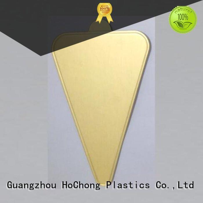 HoChong lightweight party food platters with color choices for parties